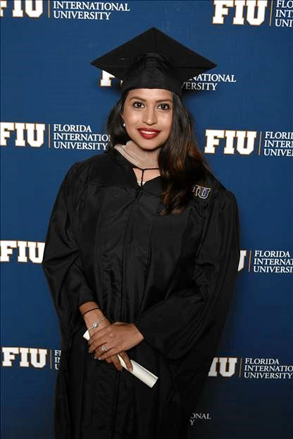Anala Dhanrajh International MBA Alumna