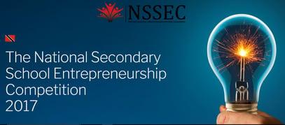 NSSEC; Secondary School Entrepreneurship Competition; Lok Jack GSB; innovation; youth entrepreneurs;